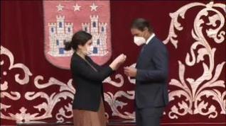 Rafa Nadal recibe la Gran Cruz de la Orden Dos de Mayo
