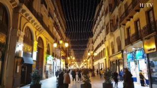 La Navidad luce en Zaragoza