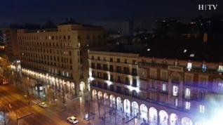 Las otras luces de Zaragoza: así se ilumina la capital aragonesa