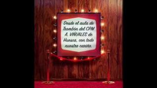 Felicitación de Navidad del Conservatorio Profesional de Música de Huesca 'Antonio Viñuales'