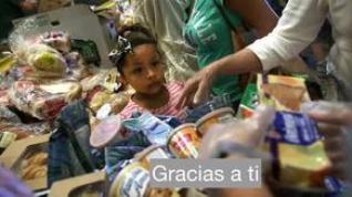 El Refugio recibe 30.000 kilos de alimentos de la campaña Hoy Comemos Todos