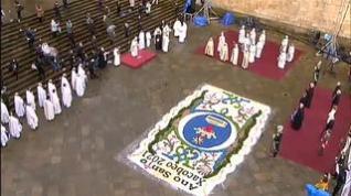 El Papa prorroga el año Xacobeo hasta 2022