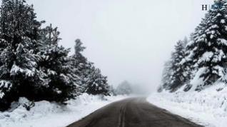 ¿Tienes que conducir con hielo? Sigue estos consejos