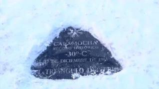 Vivir a bajo cero: así es la Siberia de España, en Teruel