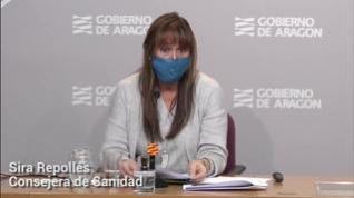 Aragón recorta horarios, adelanta el toque de queda y limita la movilidad de 860.000 personas