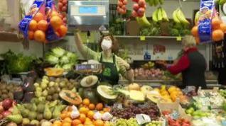 Subida de los precios de las hortalizas por Filomena