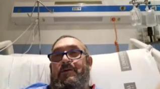 "Un anestesiólogo contagiado de covid: ""He sentido que me moría"""