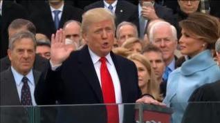 Trump apura sus últimos momentos como presidente ante la llegada de Biden