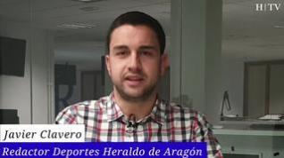 Cruel derrota de un mal Real Zaragoza
