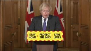 La cepa británica es entre un 30 y un 40 por ciento más letal