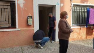 Detenidos unos padres por la muerte de una niña de 2 años en Zaragoza