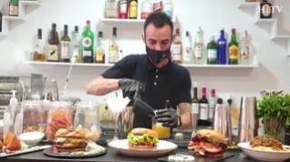 Bar Madison: Las hamburguesas 'smash' que triunfan desde el corazón de La Almozara