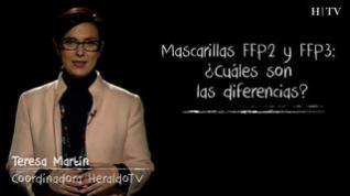 Mascarillas FFP2 y FFP3: ¿Cuáles son las diferencias?
