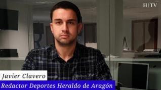 Derrota peligrosa del Zaragoza en el peor partido con Jim en el banquillo