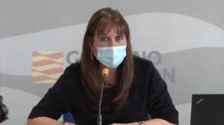 El toque de queda empezará a las 23.00 y se amplían los horarios de comercios y hostelería en Aragón