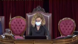 """Diputados de VOX gritan """"que se besen, que se besen"""" tras el apoyo del PP al nuevo Consejo de RTVE"""