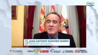 """Sánchez Quero: """"Estamos trabajando para que vivir en un pueblo sea sinónimo de malestar"""""""