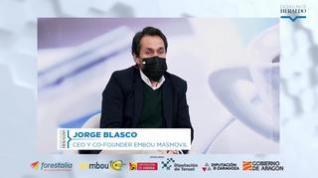 """Jorge Blasco: """"Tenemos planificado un despliegue entre casi 600 poblaciones de fibra óptica"""""""