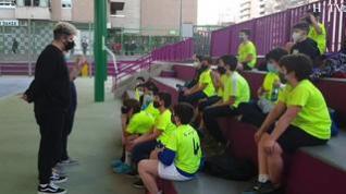 Comienza la competición escolar en Aragón: así afrontan la jornada deportistas y clubes