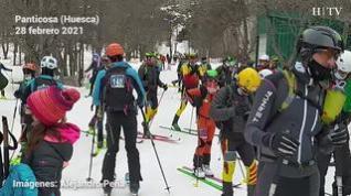 Prueba reina con más de 300 inscritos en la 39ª Travesía del Club de Montaña Pirineos