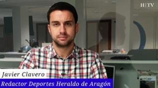 El Zaragoza vuelve a perder en Oviedo y queda al borde del descenso