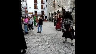 Un vídeo demuestra que sí se realizaron celebraciones en Bielsa (Huesca)