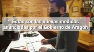 Nuevas restricciones en Aragón: Qué se puede hacer y qué no