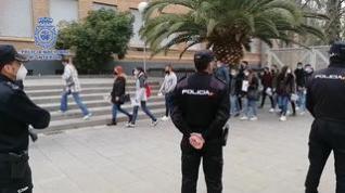 Oposiciones a la escala básica de la Policía Nacional, este sábado en Zaragoza