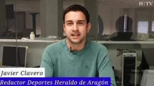 Alegría le da tres puntos de oro al Zaragoza