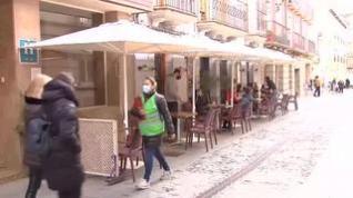 El Pirineo aragonés recibe a los primeros turistas de la Comunidad cuatro meses después