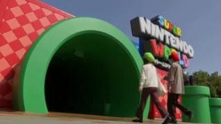 Abre sus puertas el primer parque Super Nintendo World