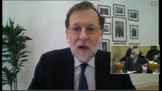 """Rajoy sobre la caja B del PP: """"Es metafísicamente imposible que yo destruyera esos papeles"""""""