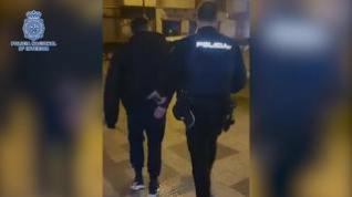 Un perseguido por la Interpol es detenido en Zaragoza por malos tratos en el ámbito familiar