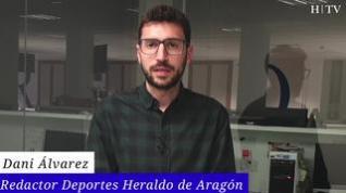 El Real Zaragoza iguala ante el Logroñés en un duelo directo por la permanencia