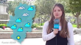 La lluvia y las temperaturas agradables protagonizan la Semana Santa en Aragón