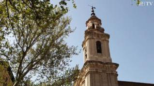 Toque de campanas en las iglesias de Zaragoza por la despoblación