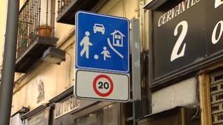 A partir del 11 de mayo cambia la normativa de límites de velocidad en ciudades
