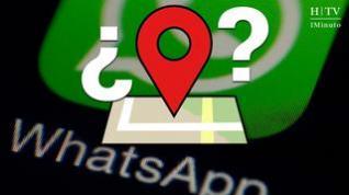 ¿Es posible conocer la ubicación de tus contactos de WhatsApp?