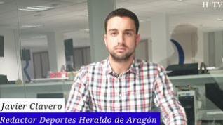 El Zaragoza consigue una victoria vital en Fuenlabrada