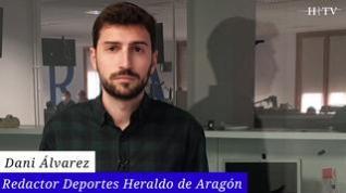 El Real Zaragoza da un paso de gigante hacia la permanencia