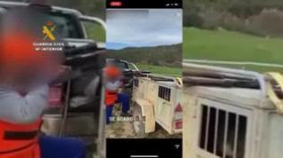 Dos personas denunciadas por el uso de armas de caza de manera irregular en Uncastillo