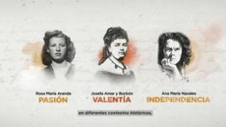 Zaragoza recupera el legado de mujeres aragonesas del siglo XIX y XX, comenzando por las escritoras