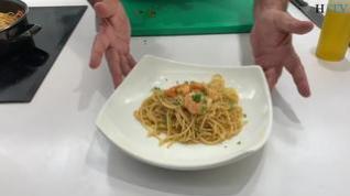 Espaguetis Gamberi: la manera más sencilla de hacerlos