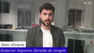 El Real Zaragoza pierde en Girona un partido marcado por el arbitraje