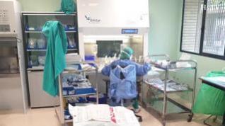 Así funciona el departamento de Farmacia del Hospital Clínico de Zaragoza