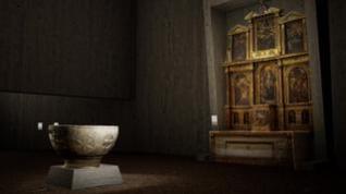 Un museo virtual muestra el patrimonio del Camino de Santiago francés en Huesca