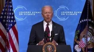 Biden vuelve a poner a EE.UU. en la lucha contra el cambio climático
