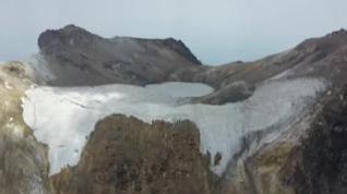 Un equipo de científicos certifica en México la desaparición del glaciar Ayoloco