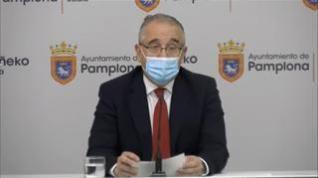 El alcalde de Pamplona confirma la suspensión de los Sanfermines 2021 por la pandemia