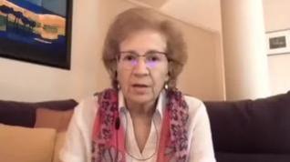 """Margarita del Val, contra la tercera dosis de Pfizer: """"Si no inmuniza a largo plazo, mejor usar otras vacunas"""""""